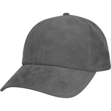 "Load image into Gallery viewer, Corduroy ""Dad Hat"" - CRD30 Hats - Cali Headwear"