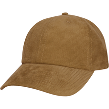 "Load image into Gallery viewer, Corduroy ""Dad Hat"" - CRD30"