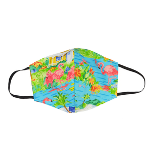 Non-medical, reusable face masks - Sublimation Front - Limited Quantity! (Pack of 2)