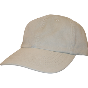 6 Panel Garment Dyed Dad Hat - GD30