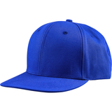 US02CT 6 Panel Twill Snapback Royal