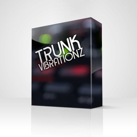 Trunk Vibrationz 808s