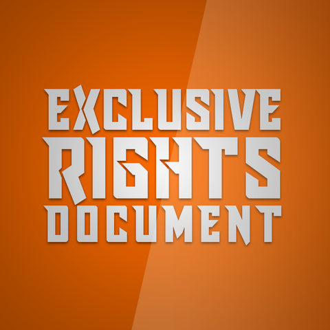 Exclusive Rights (Royalty) Agreement Template