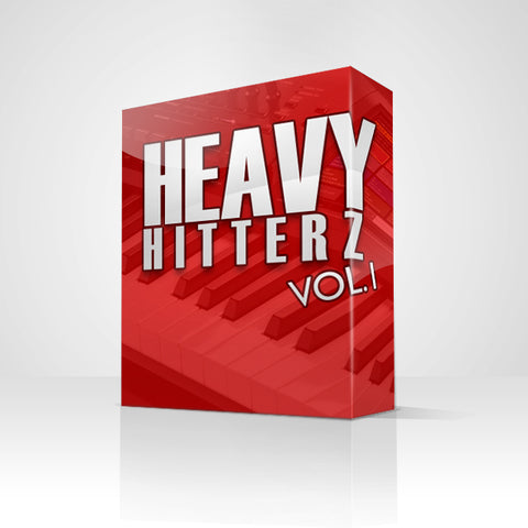 Heavy Hitterz Vol. 1 (drumkit)