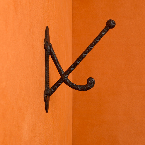 The Ludovica Hook - Dark Bronze