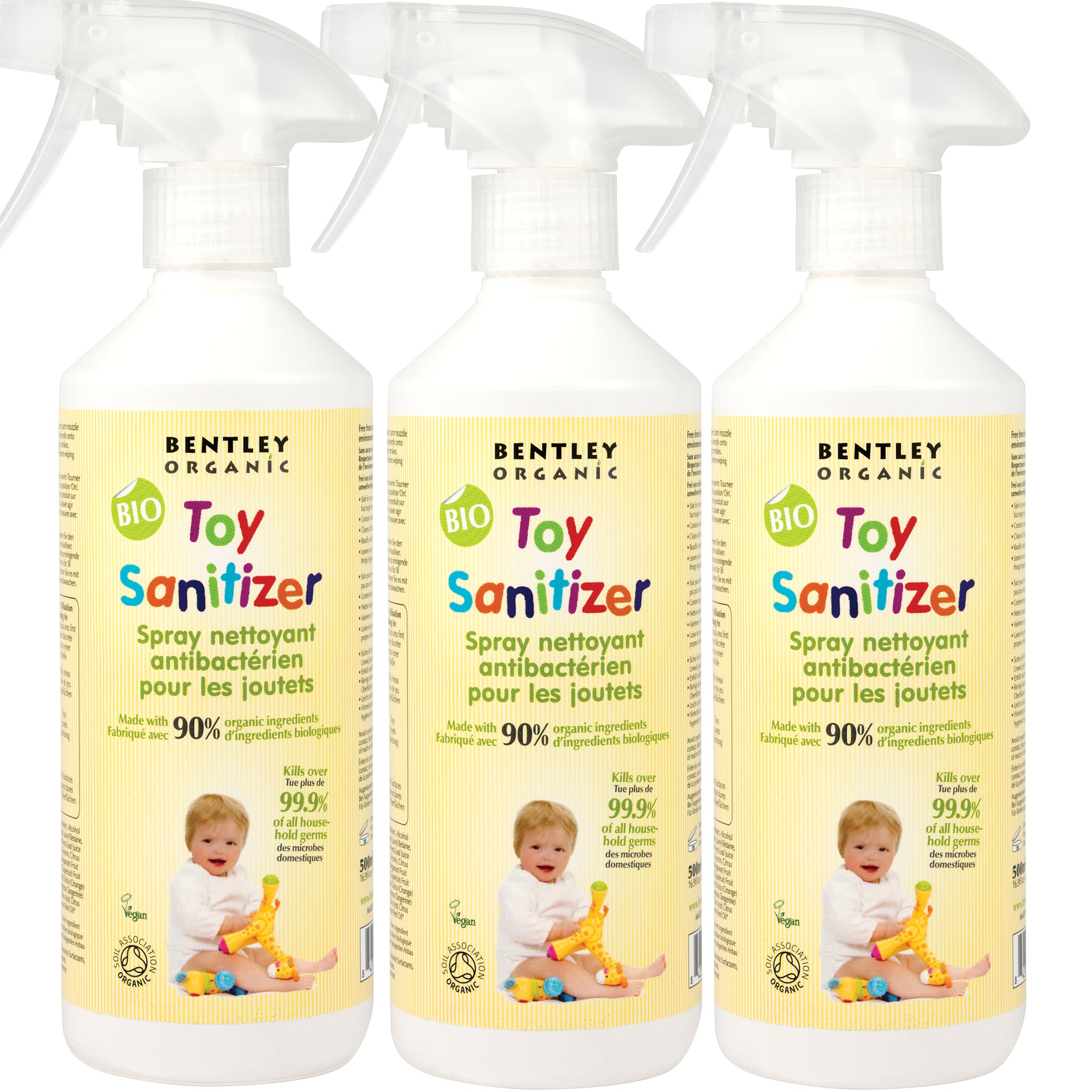Toy Sanitizer - UK Delivery ONLY