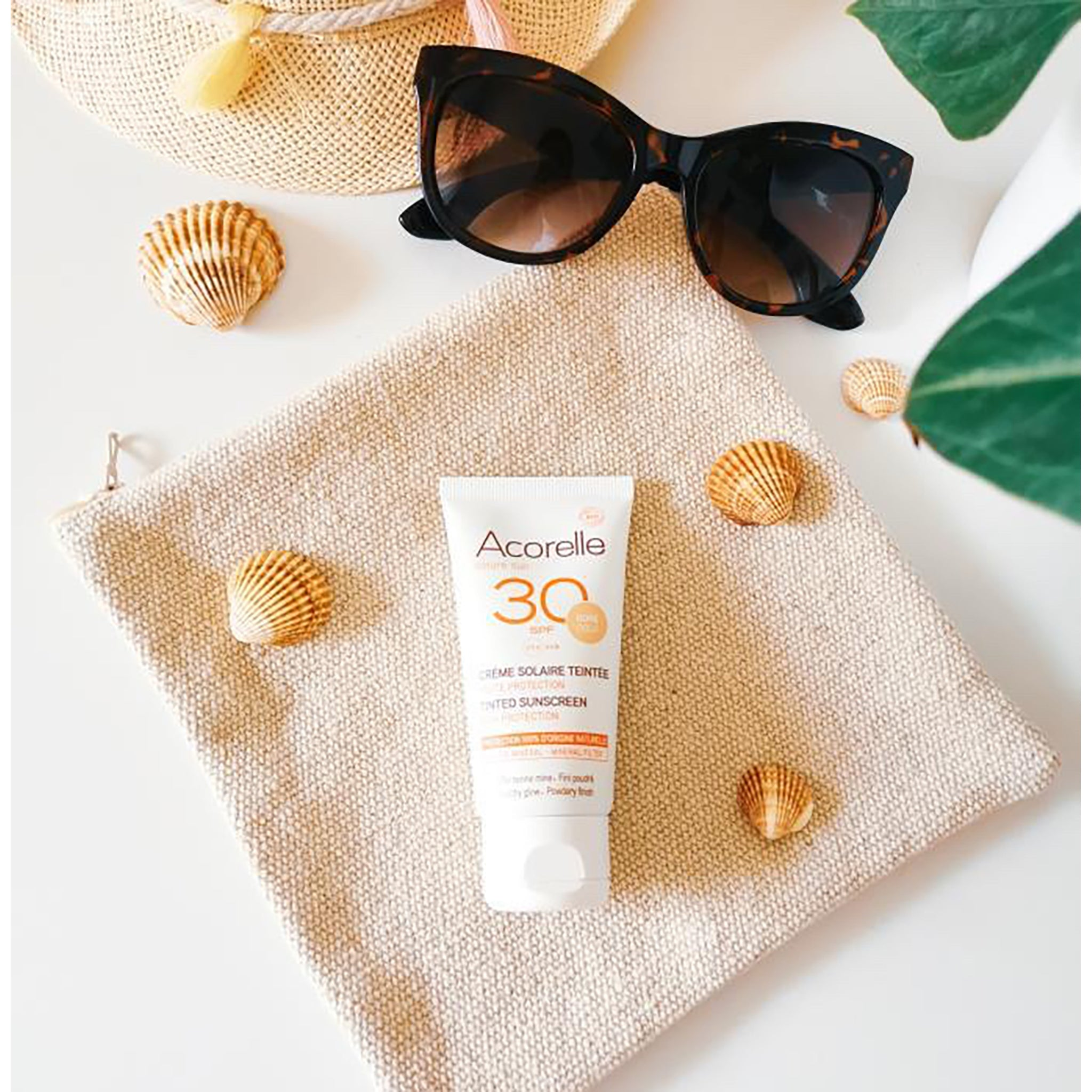 Tinted Sunscreen SPF30 - Face (medium gold tint)