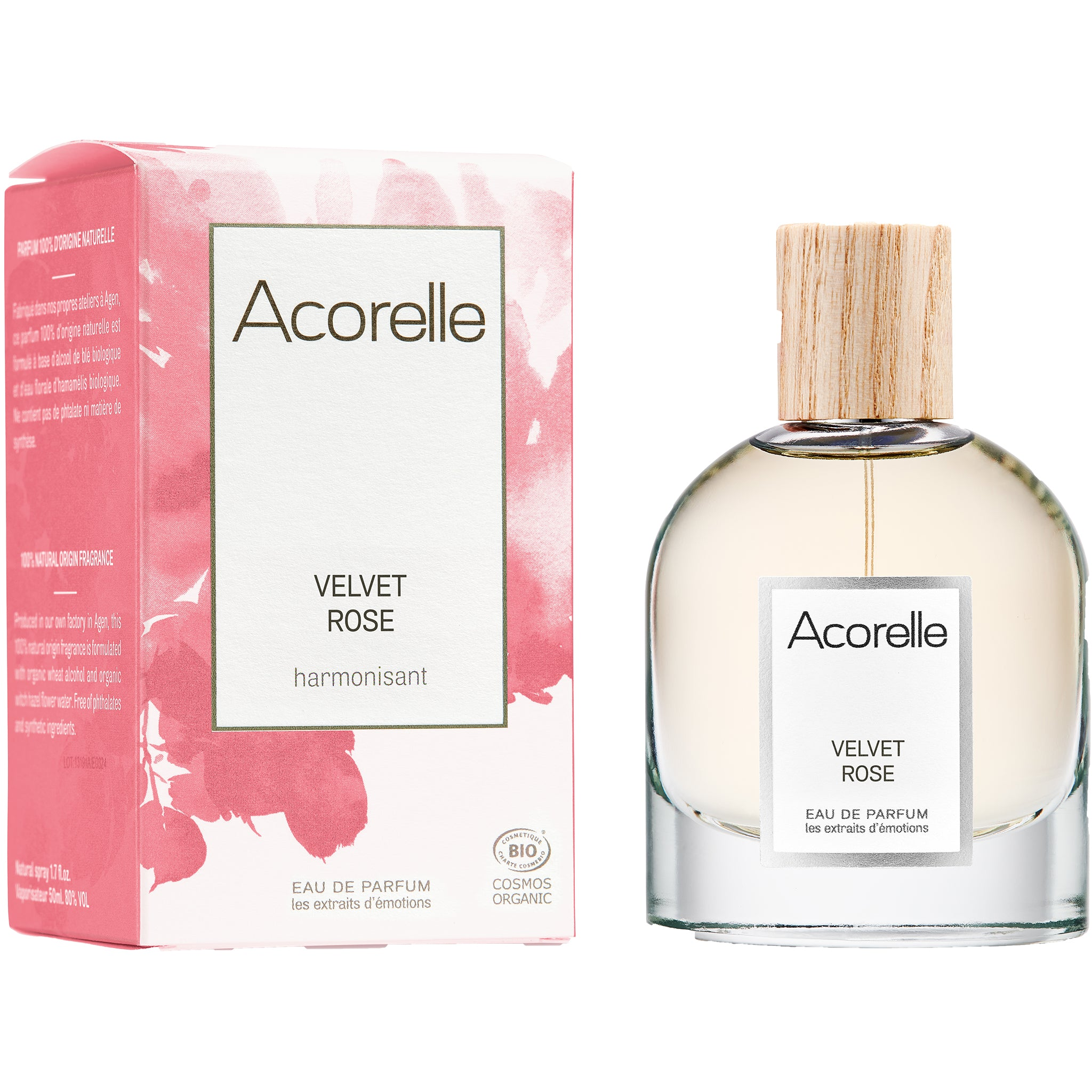 Eau de Parfum Velvet Rose - UK DELIVERY ONLY