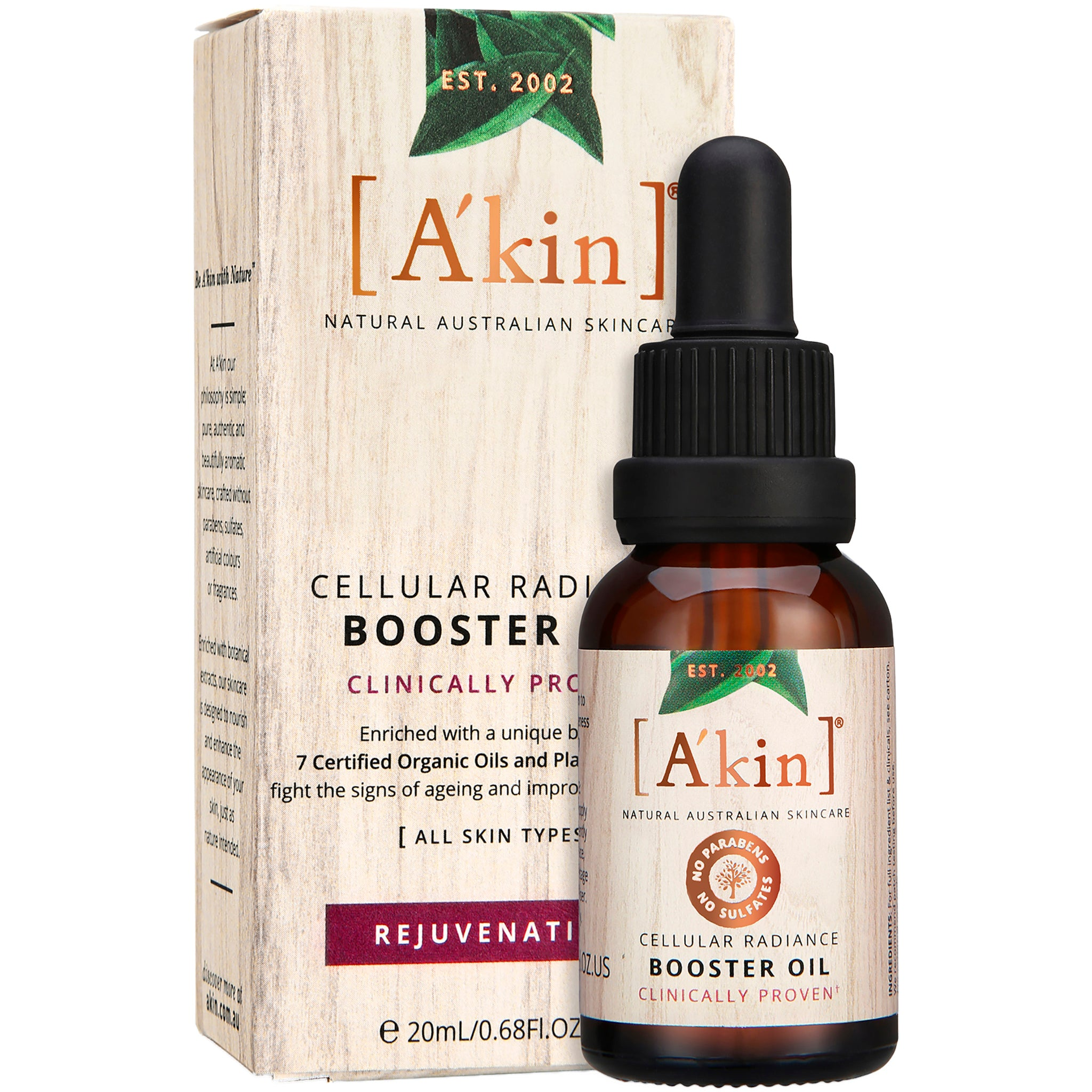 Cellular Radiance Booster Oil