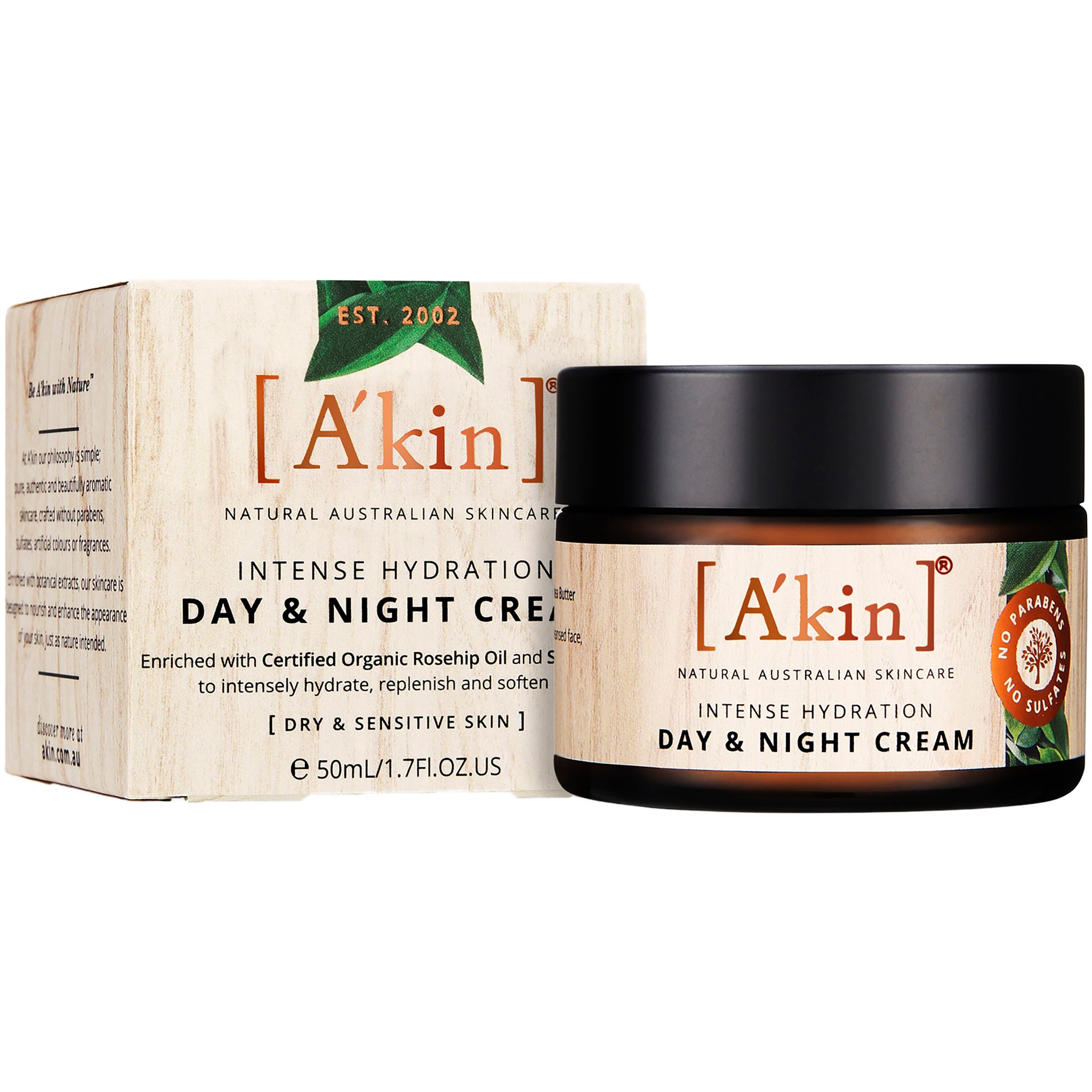 Intense Hydration Day & Night Cream