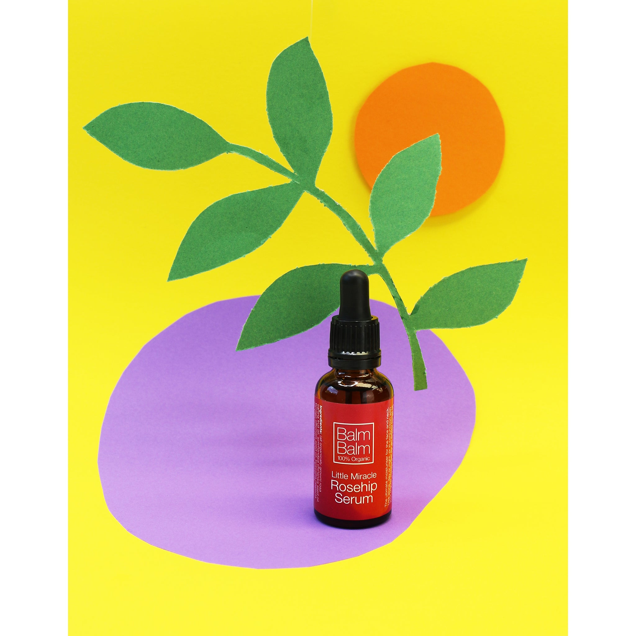 Little Miracle Rosehip Serum 10ml - Free with £50 Spend