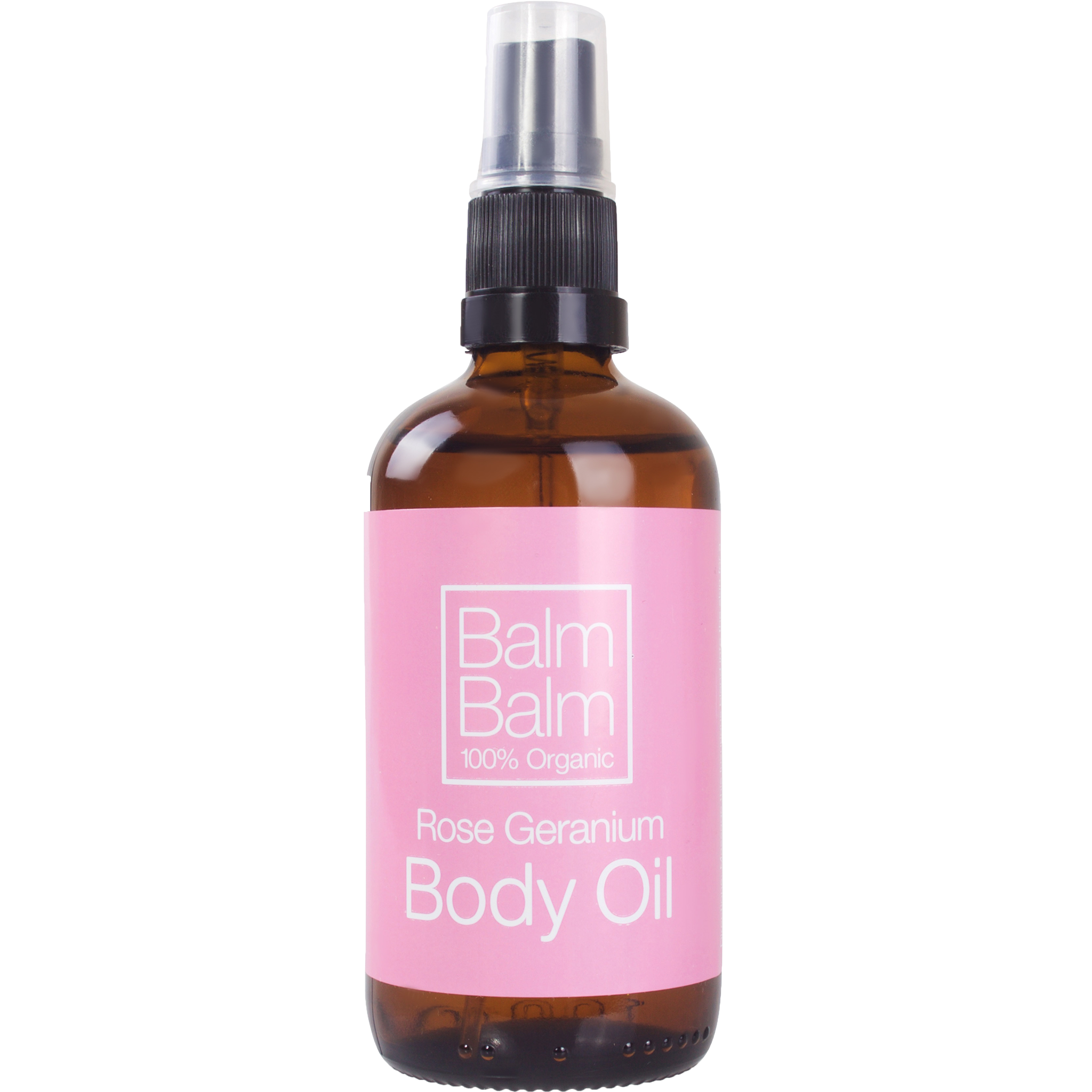 Rose Geranium Body Oil
