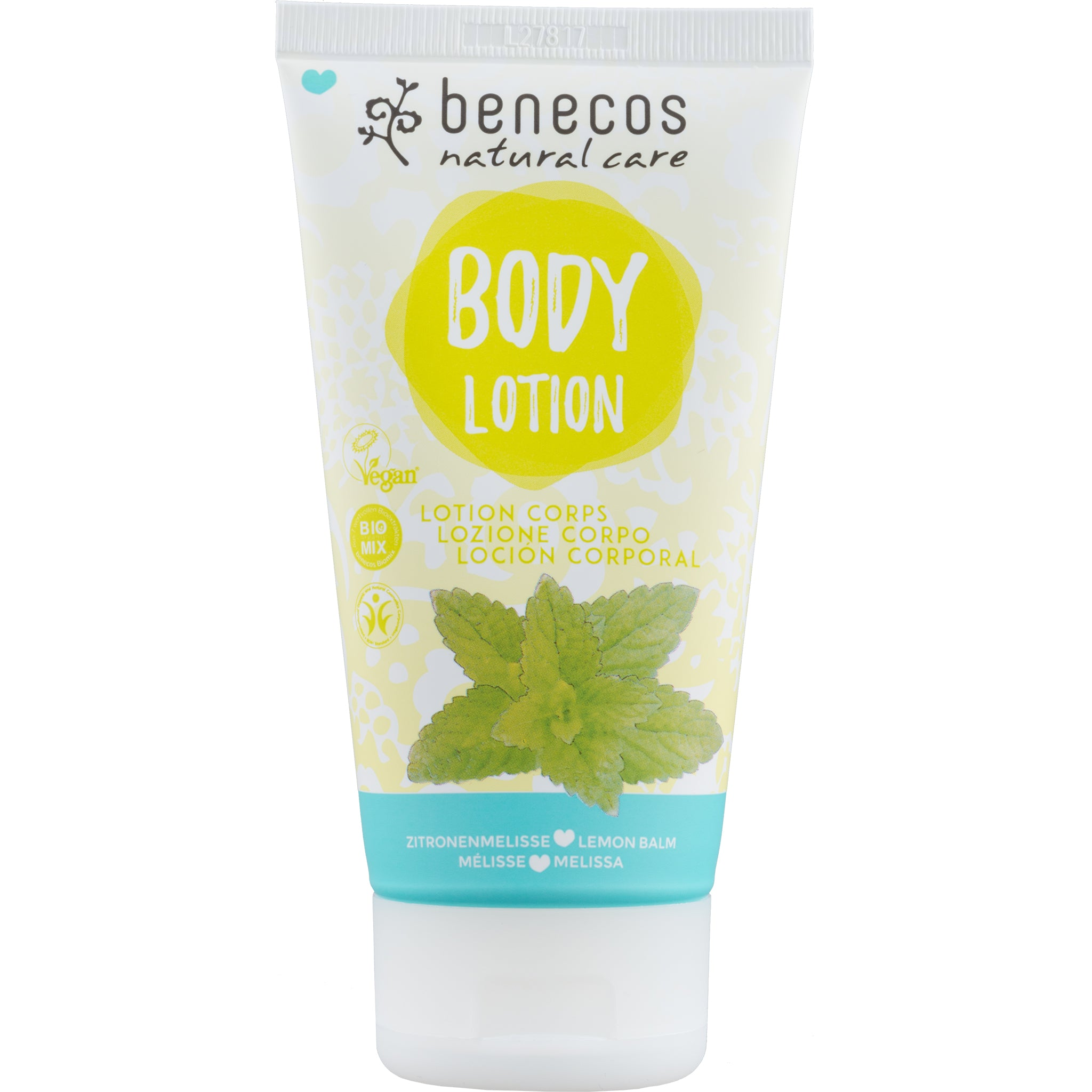 Natural Body Lotion - Melissa