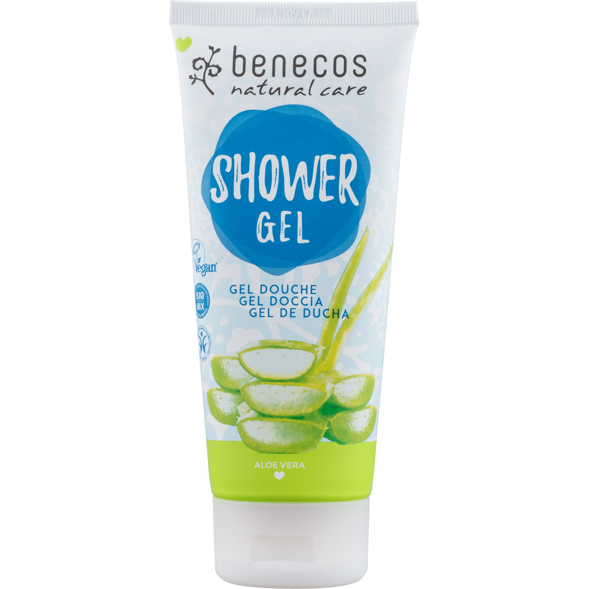 Natural Shower Gel - Aloe Vera