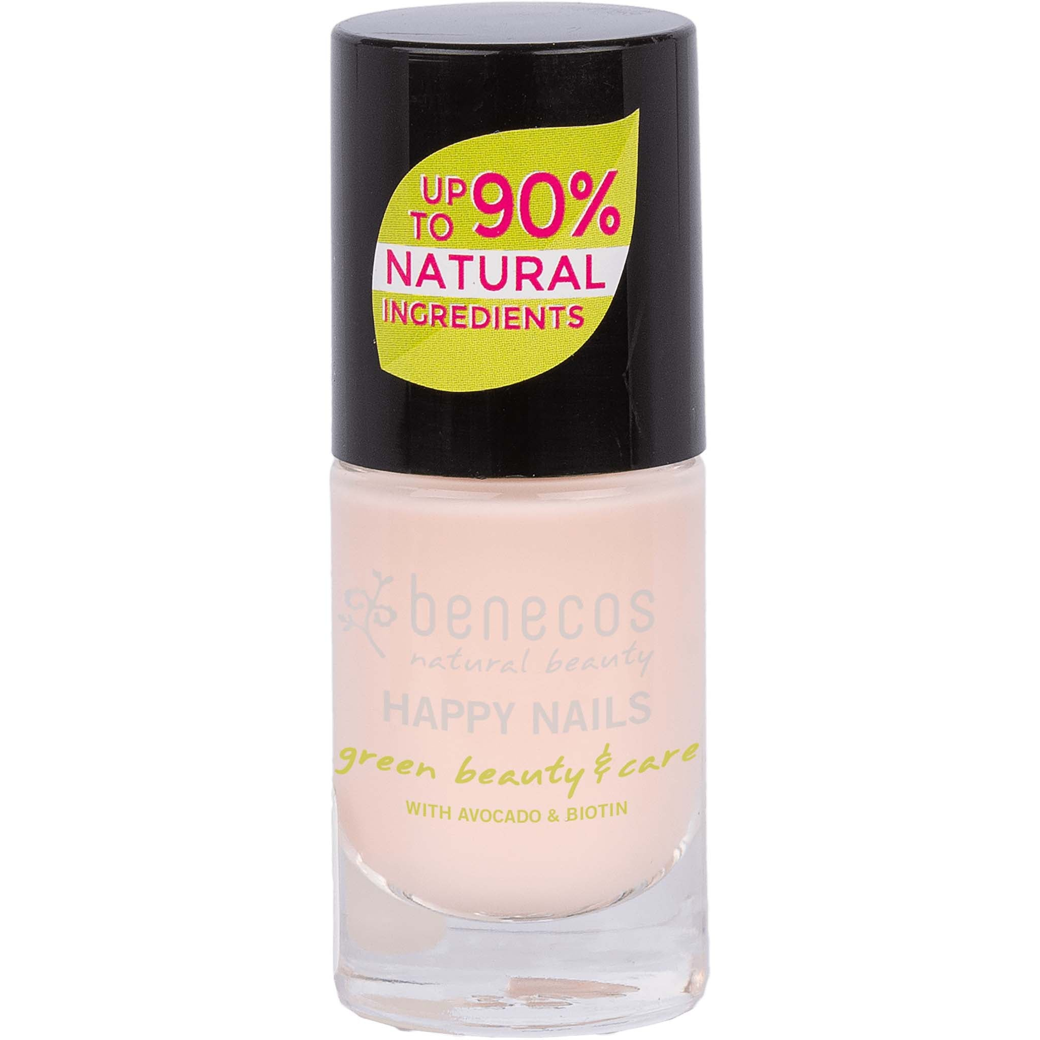 Natural Nail Polish - Be My Baby - UK DELIVERY ONLY