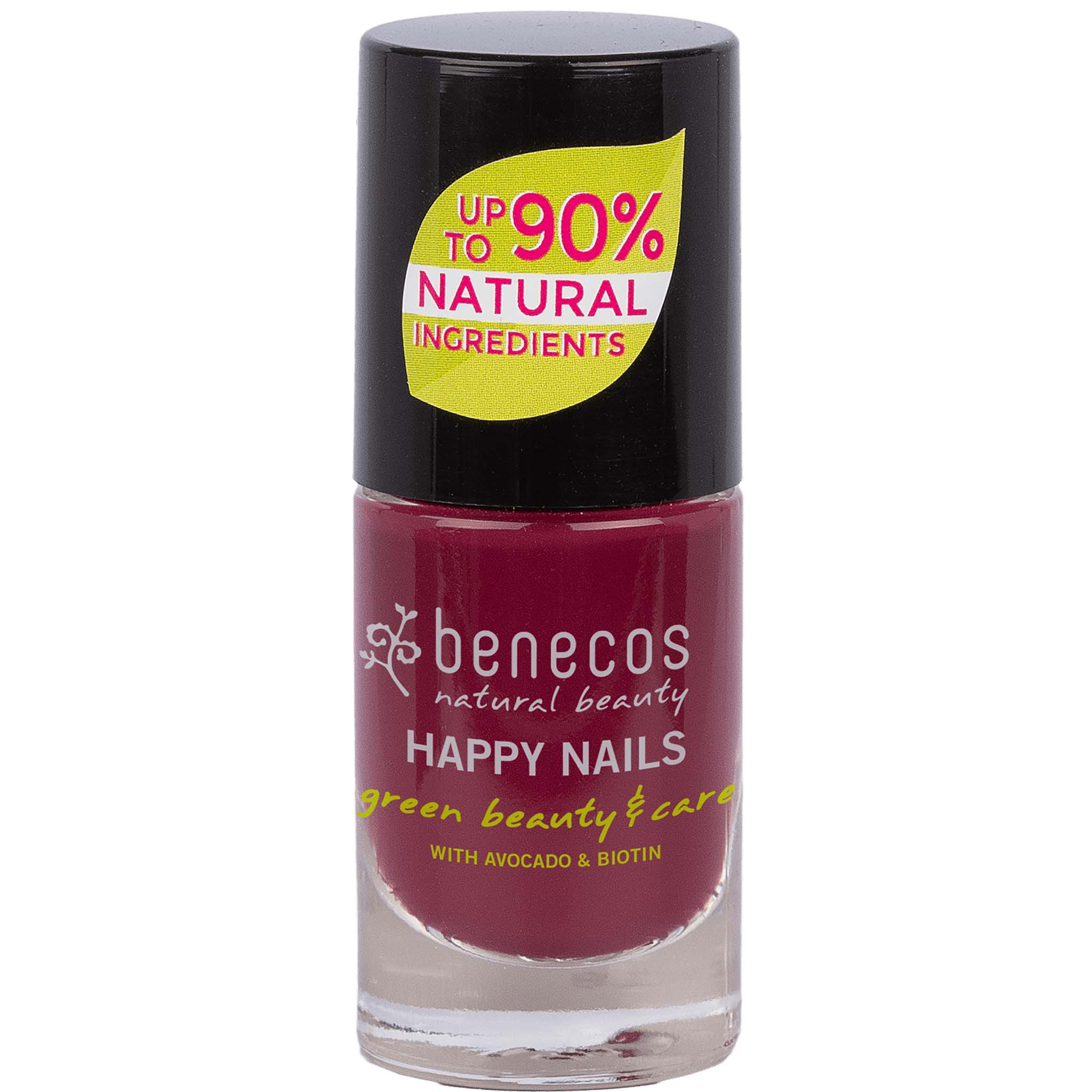 Natural Nail Polish - Desire - UK DELIVERY ONLY