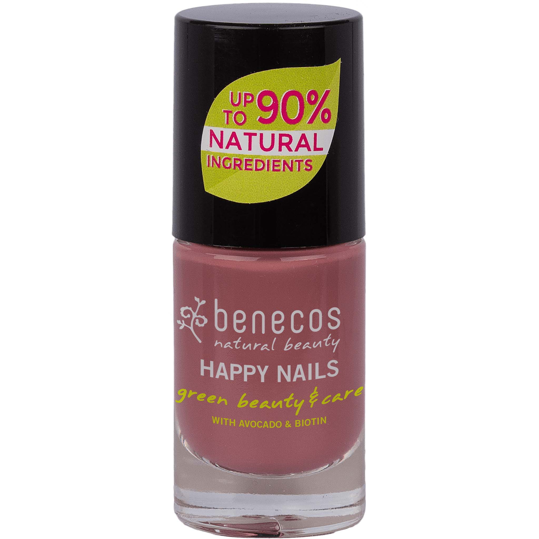 Natural Nail Polish - Mystery - UK DELIVERY ONLY