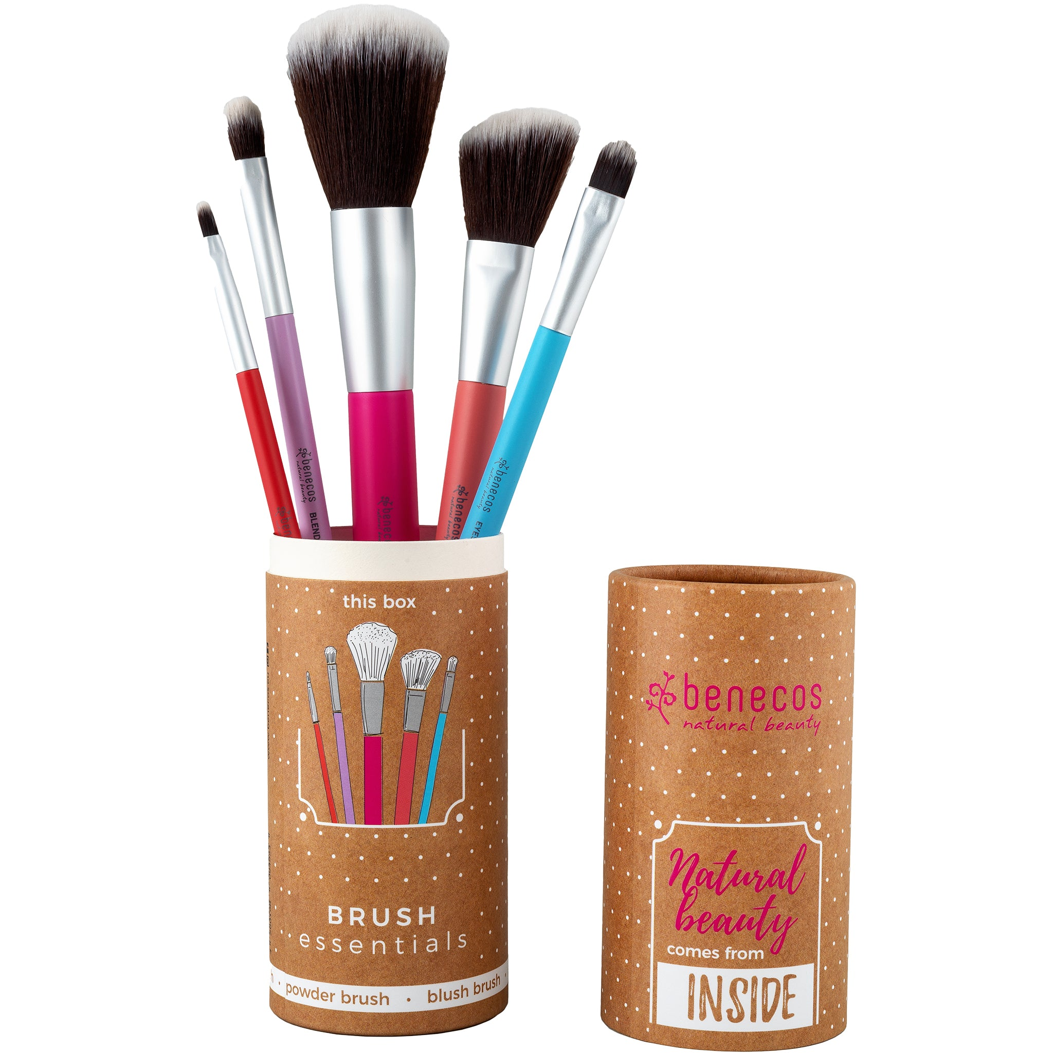 Benecos Make-Up Brush Set