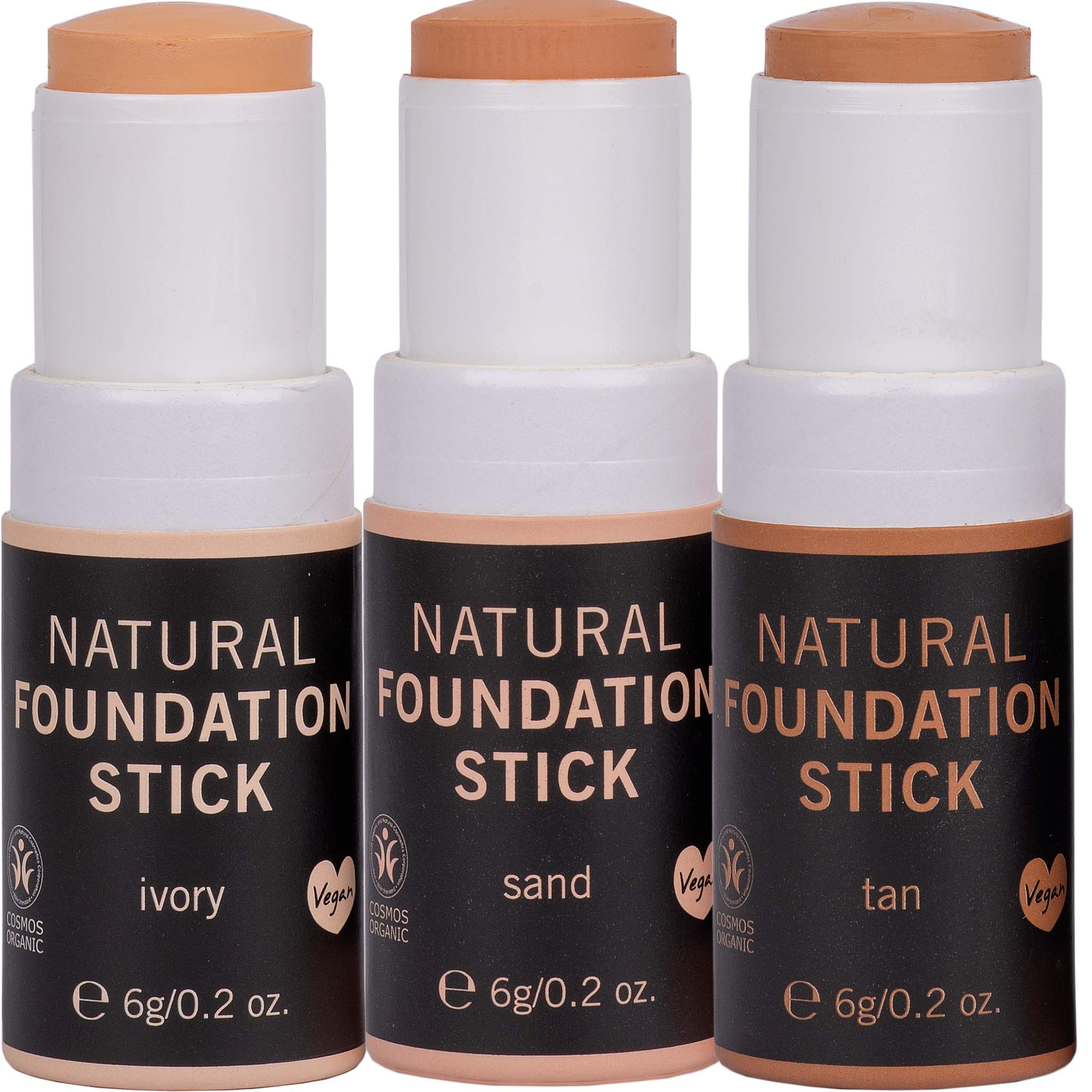 Natural Foundation Stick