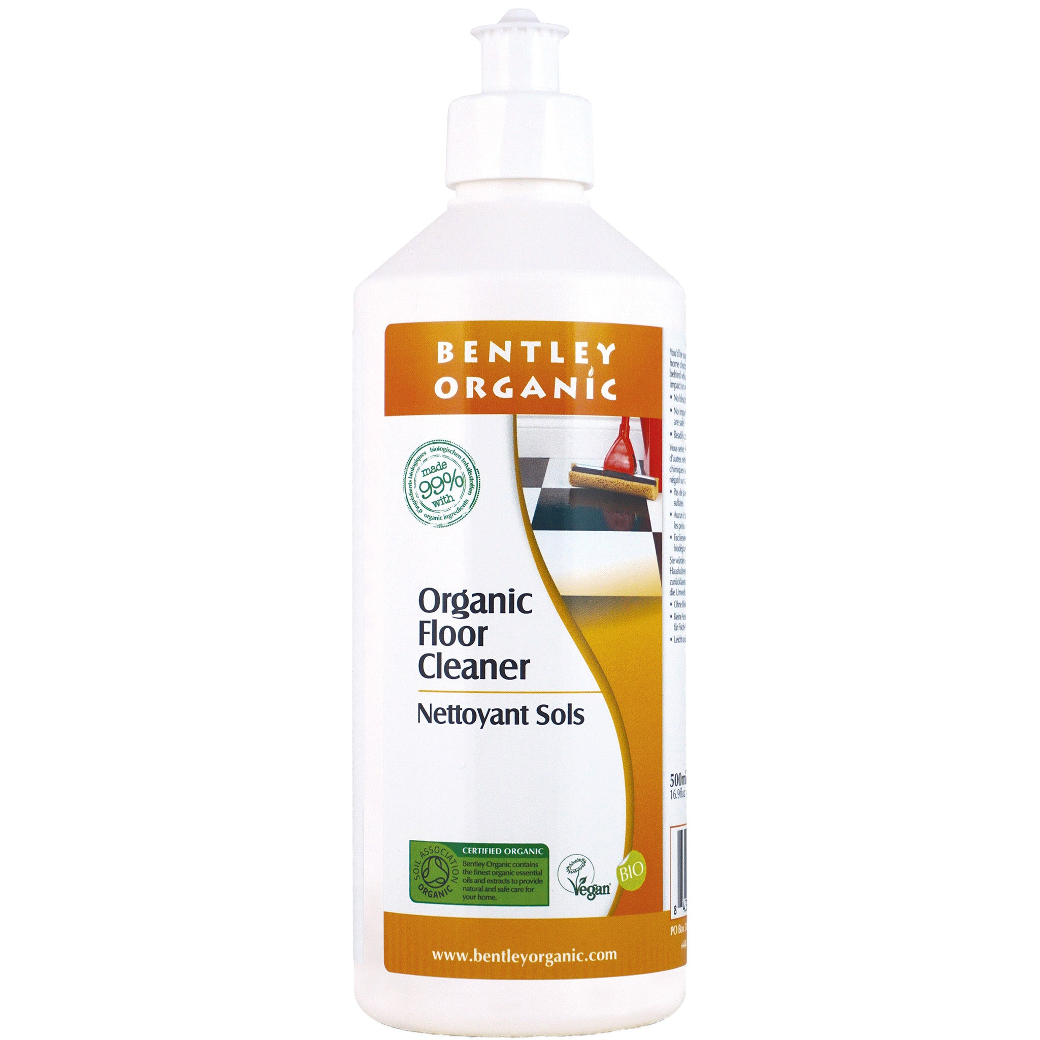 Organic Floor Cleaner - UK Mainland Delivery ONLY