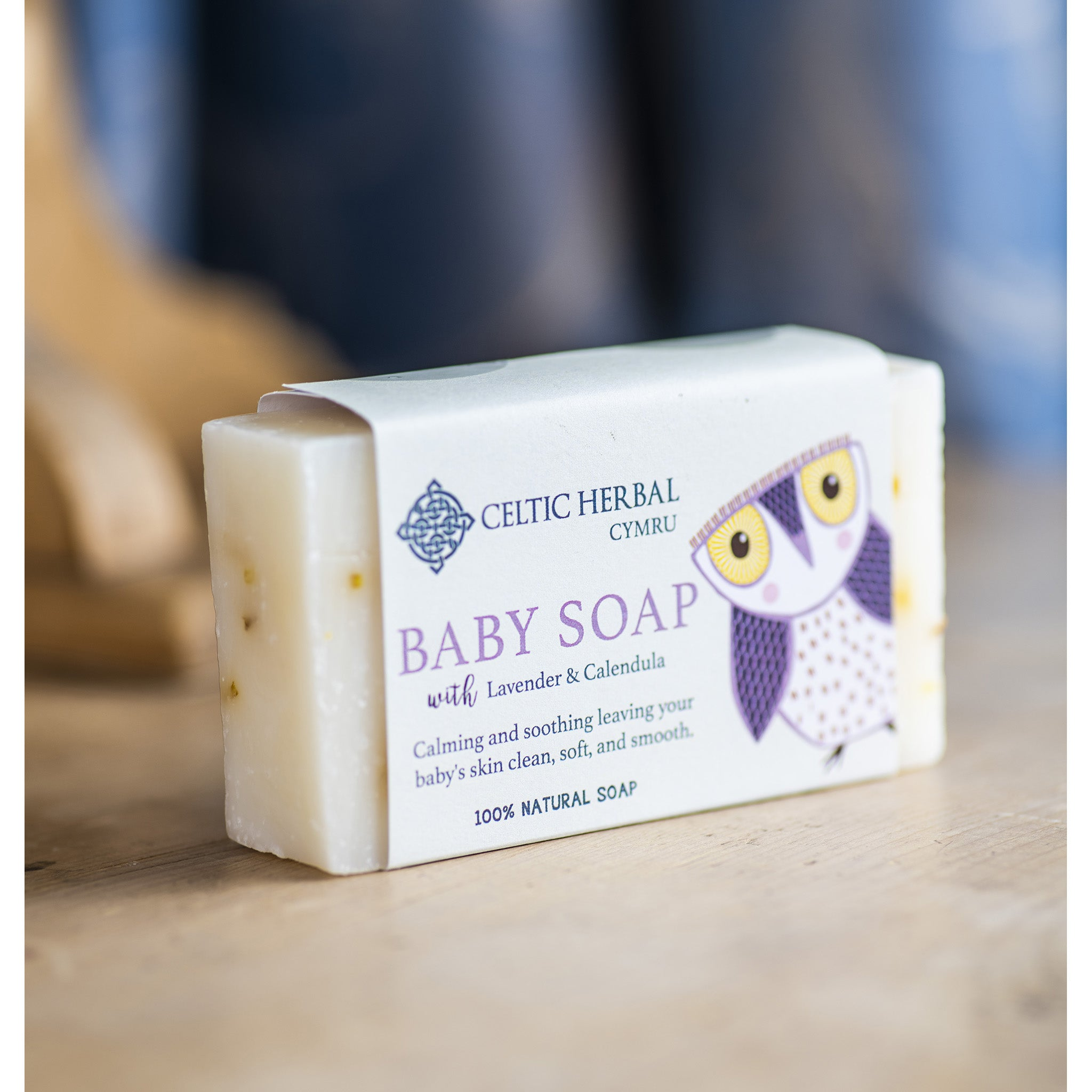 Baby Soap with Lavender and Calendula
