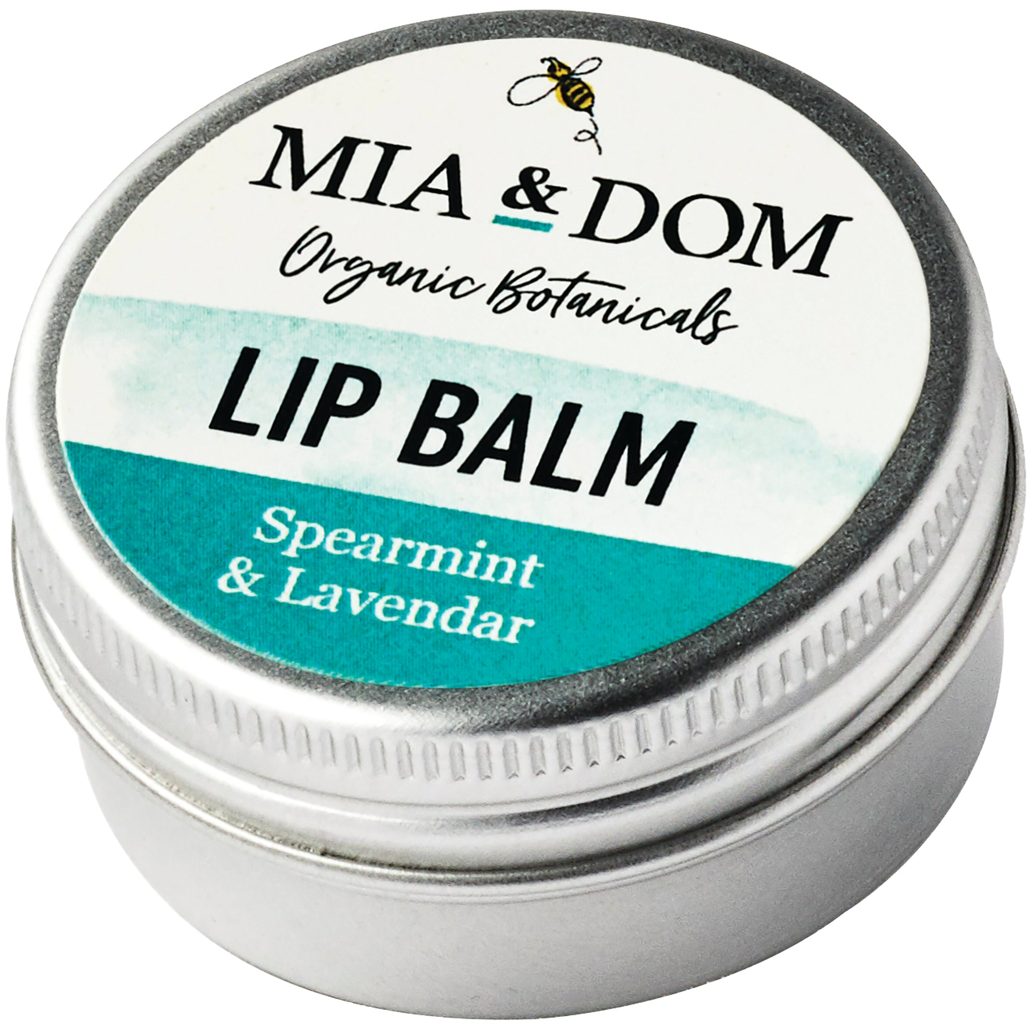 Lip Balm Spearmint & Lavender