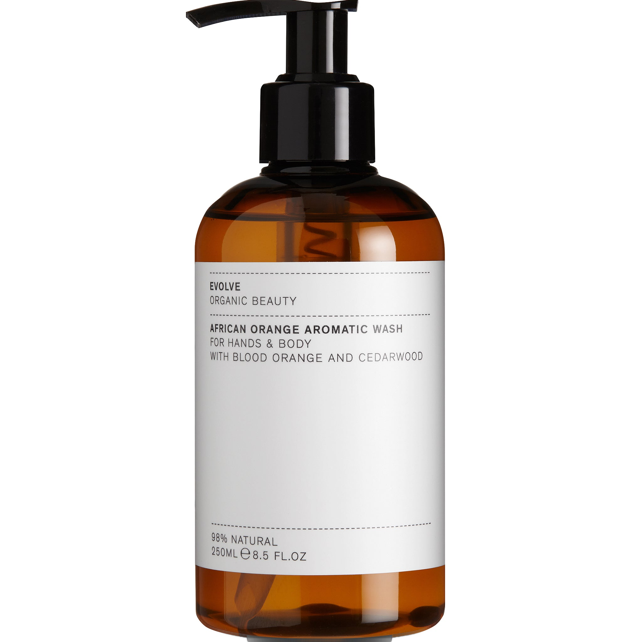 African Orange Aromatic Hand & Body Wash