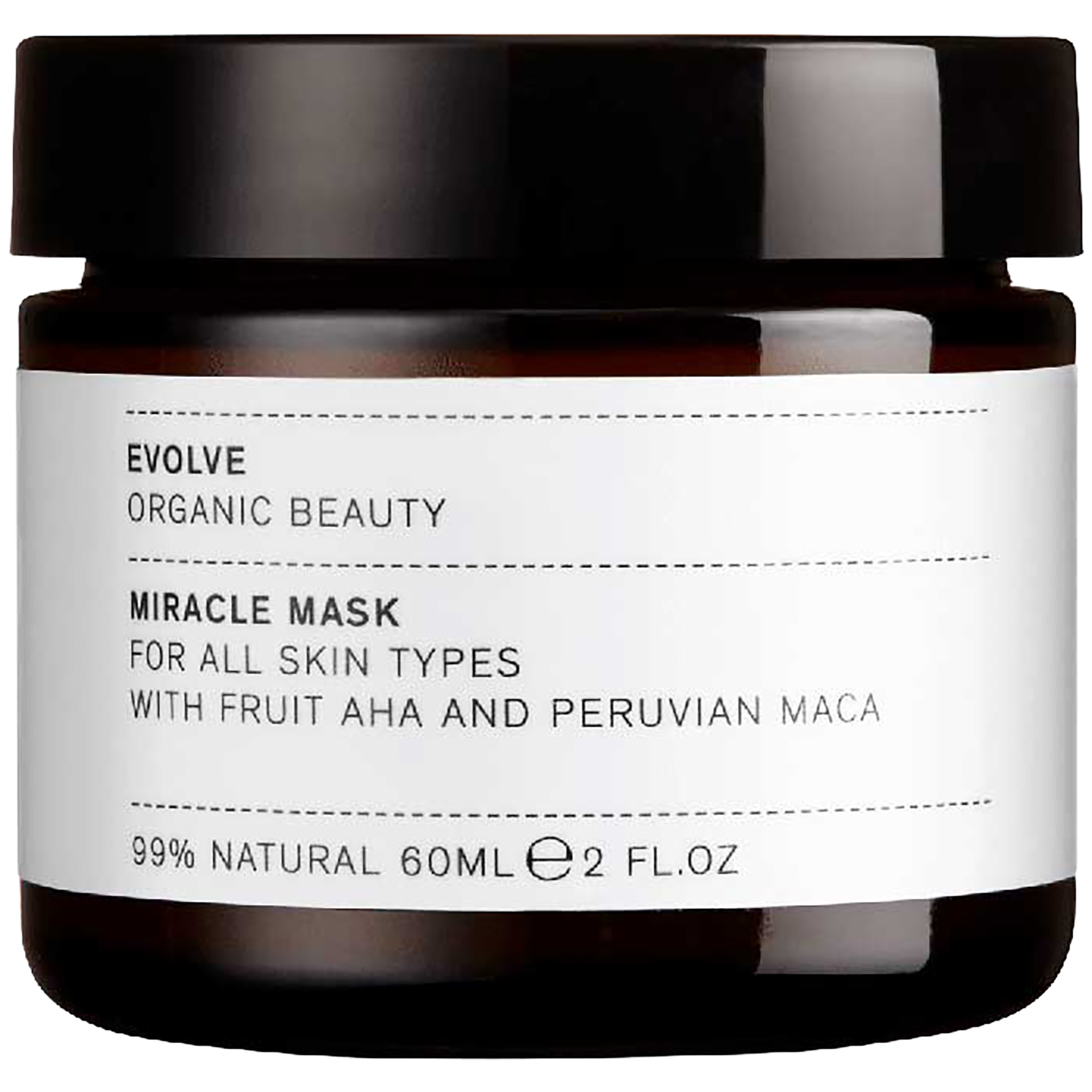 Miracle Organic Face Mask