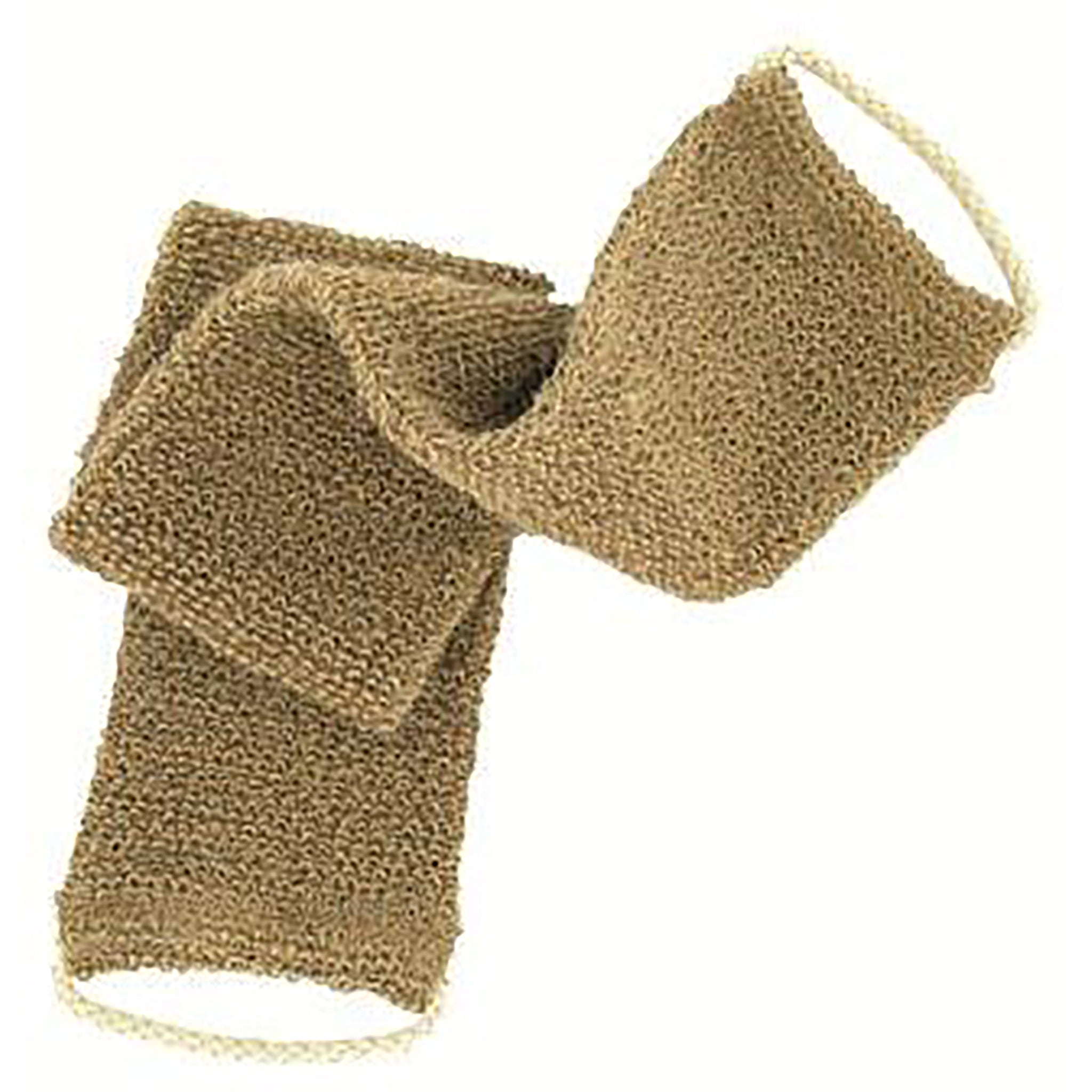Indian Flax Coarse Massage Strap