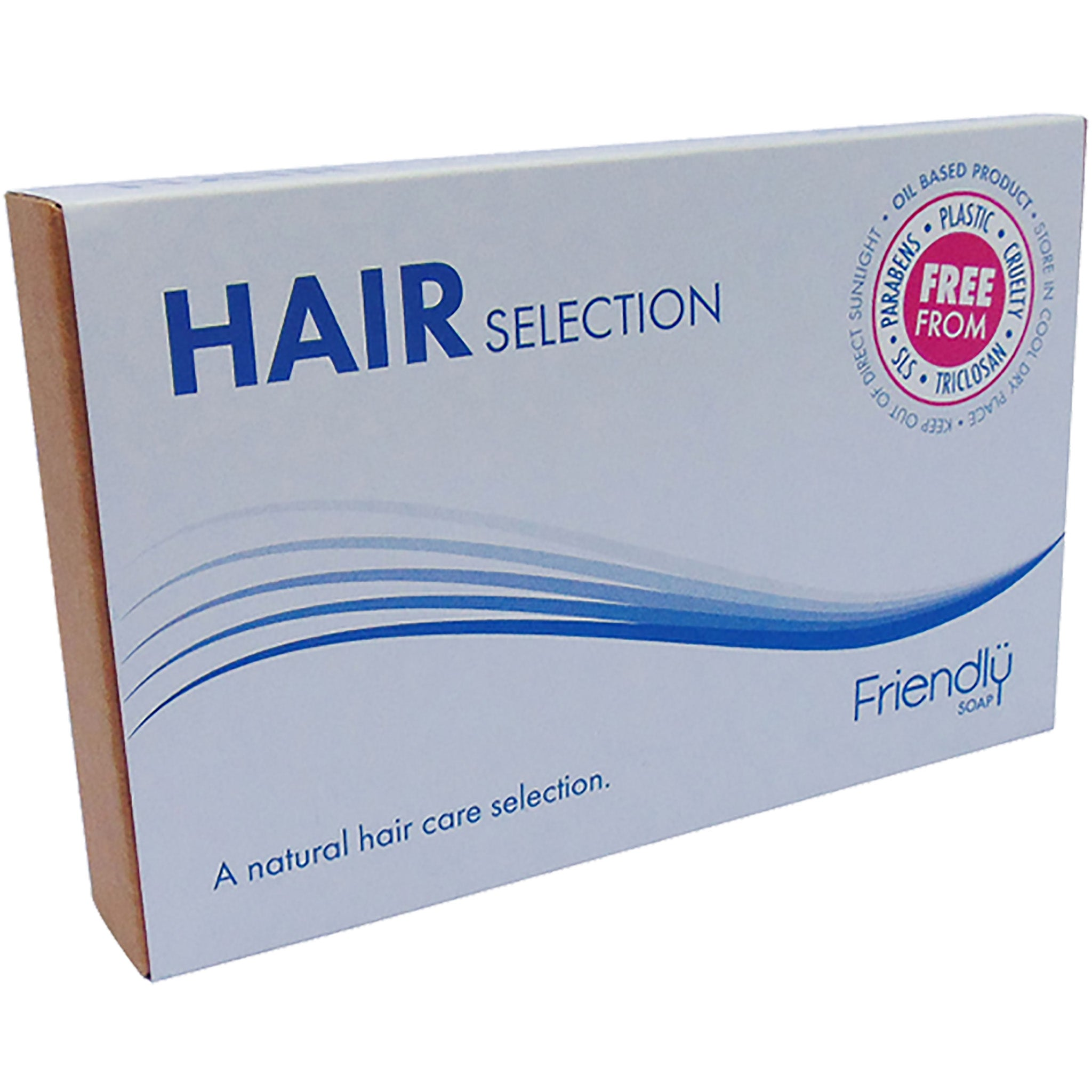 Hair Selection box