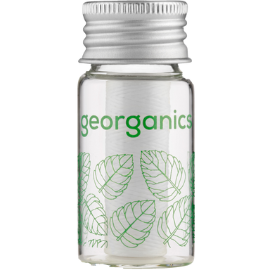 Georganics Dental Floss Spearmint Natural Body Care-Image 1
