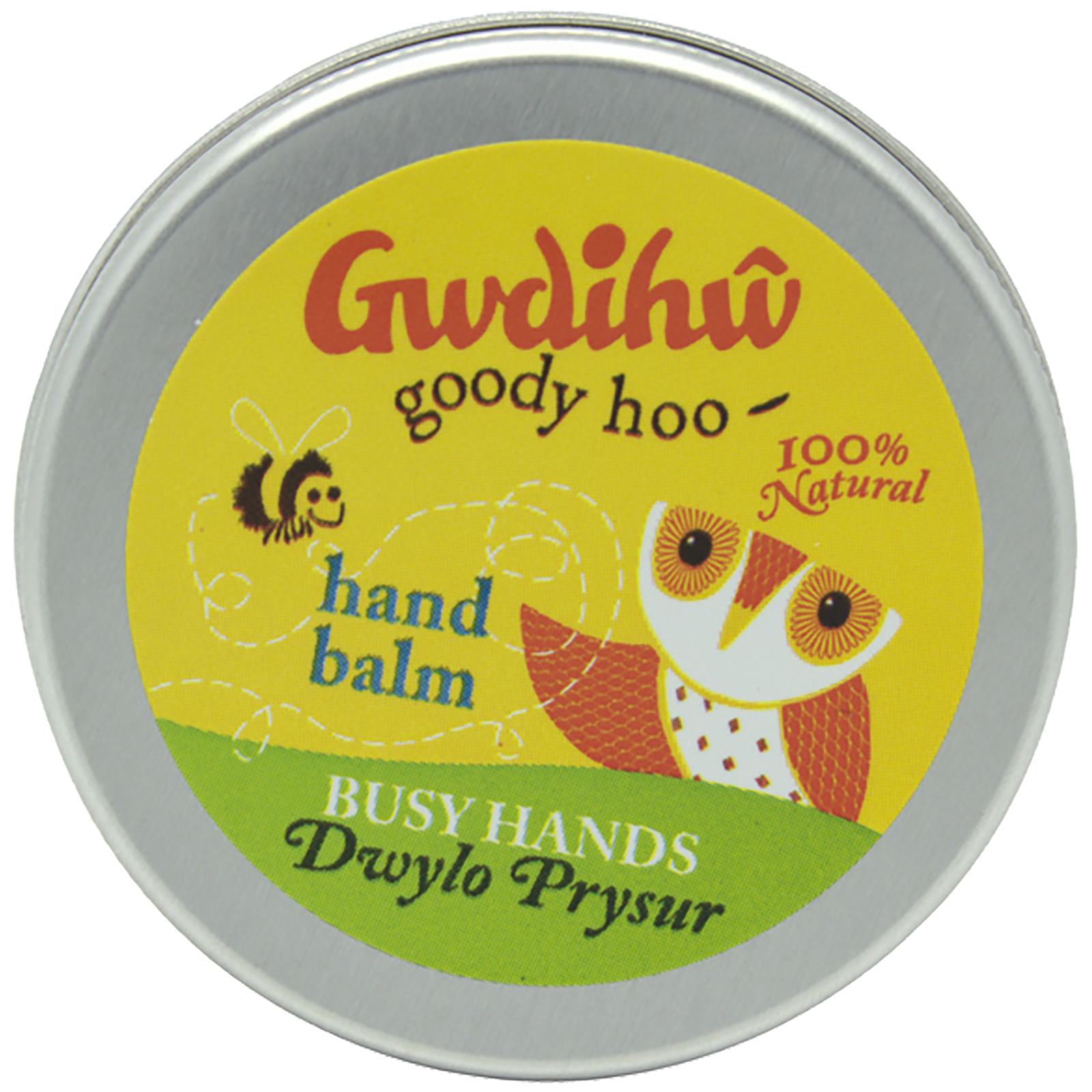 Busy Hands Balm