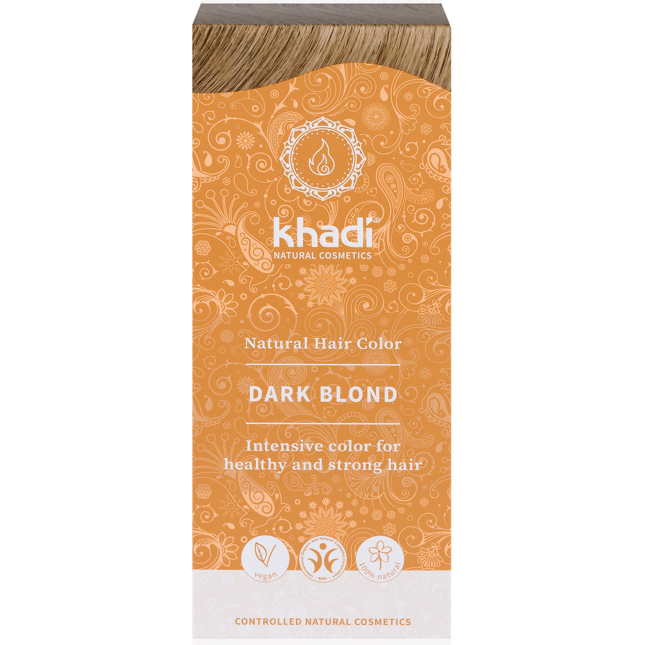 Herbal Hair Colour Blonde - Dark Blonde