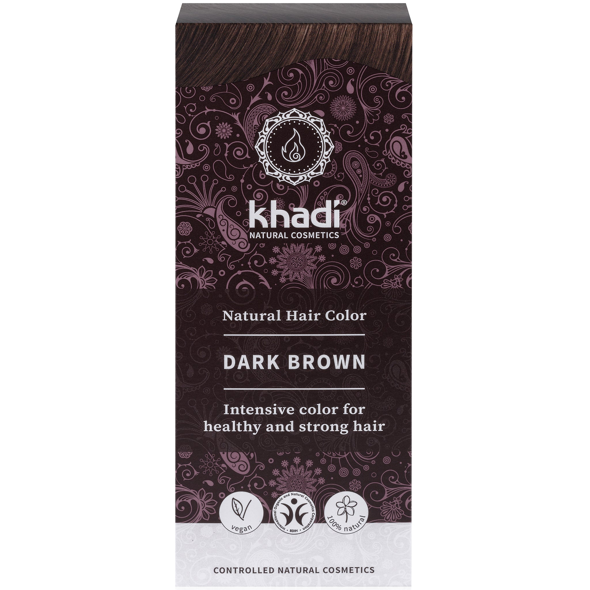 Herbal Hair Colour - Dark Brown