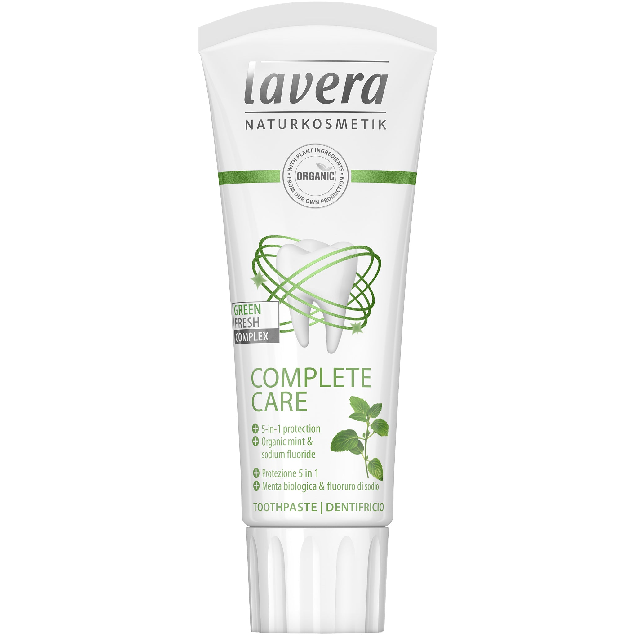 Complete Care Mint Toothpaste
