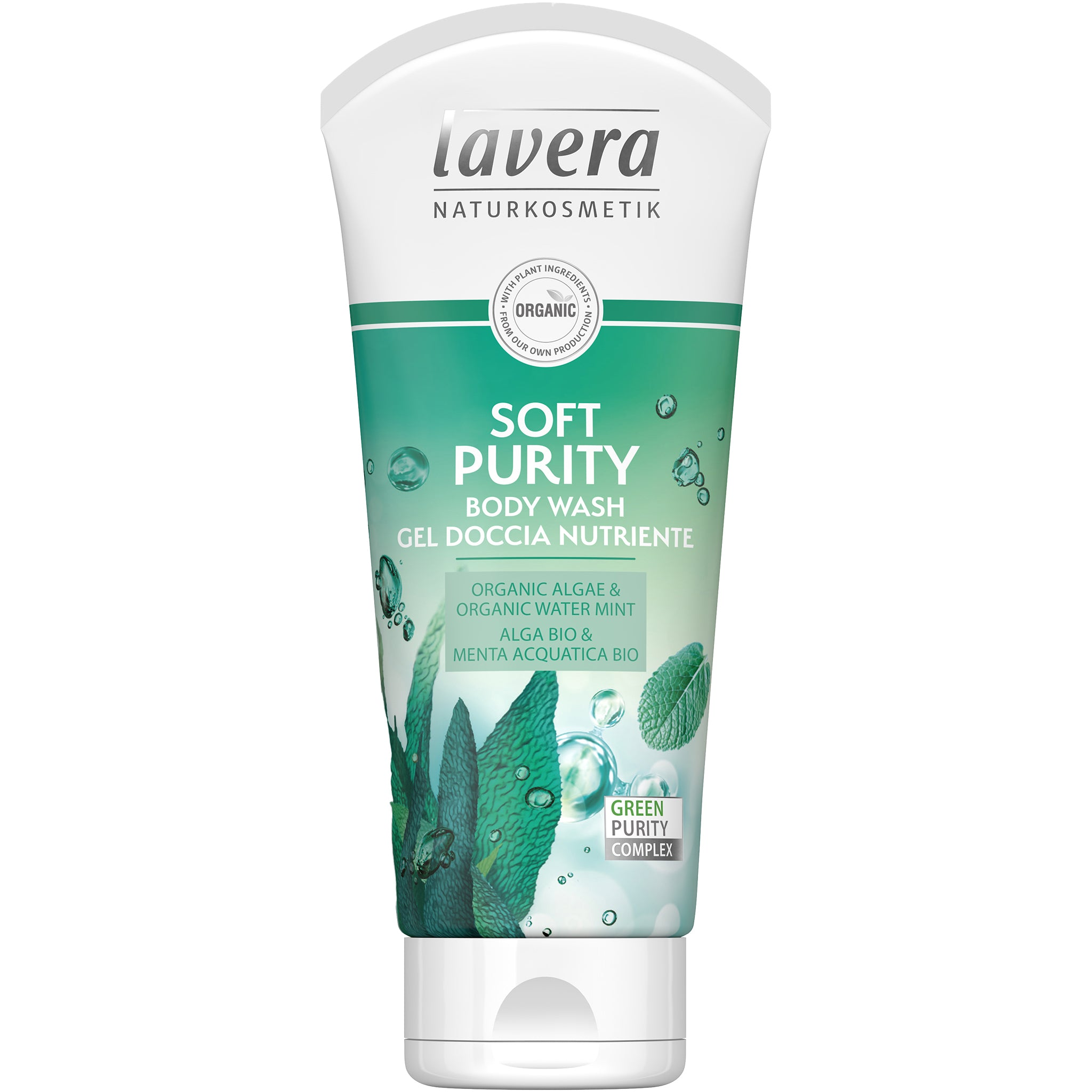 Soft Purity Body Wash - Algae & Water Mint