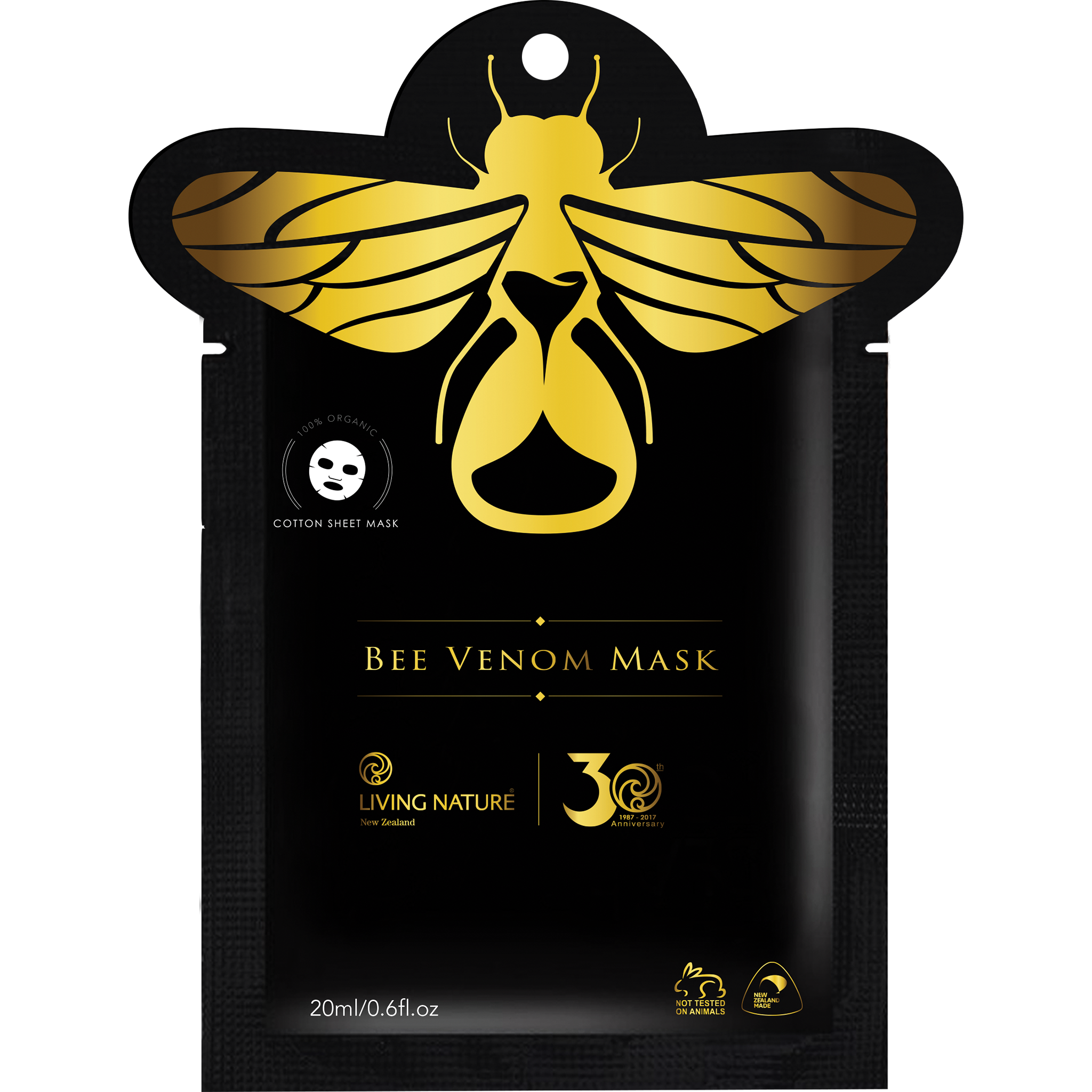 Bee Venom Mask