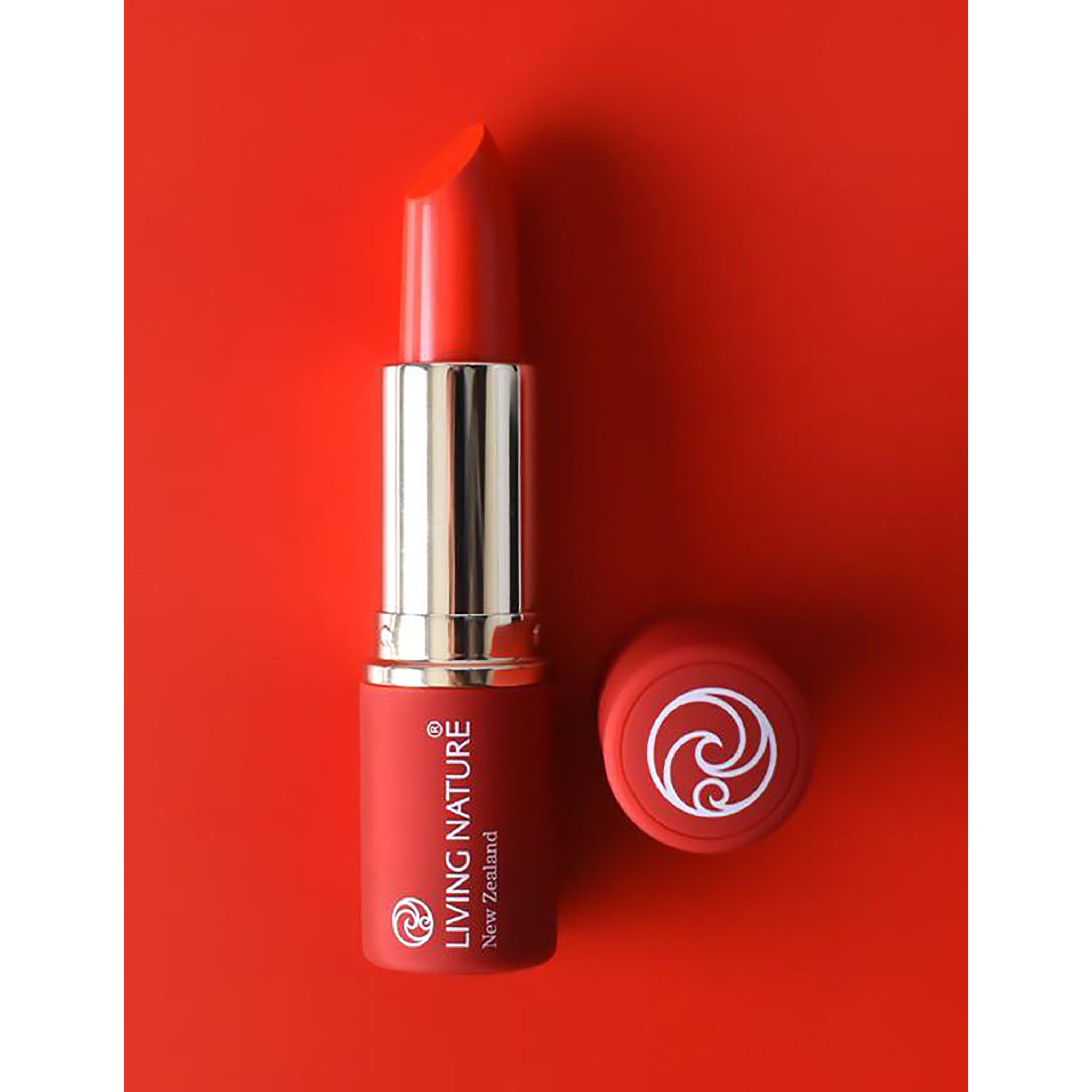 Living Nature Lipstick - Electric Coral
