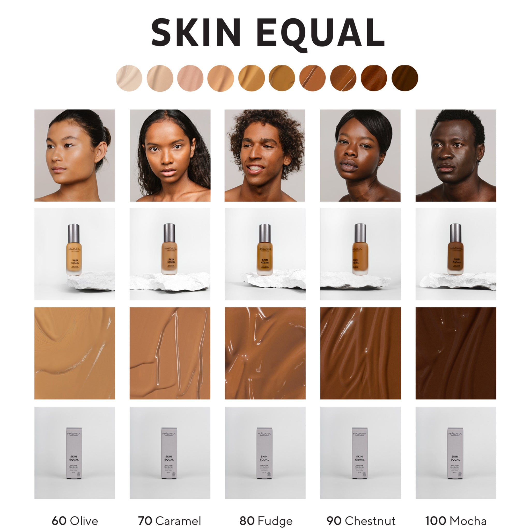 Skin Equal Foundation Sample