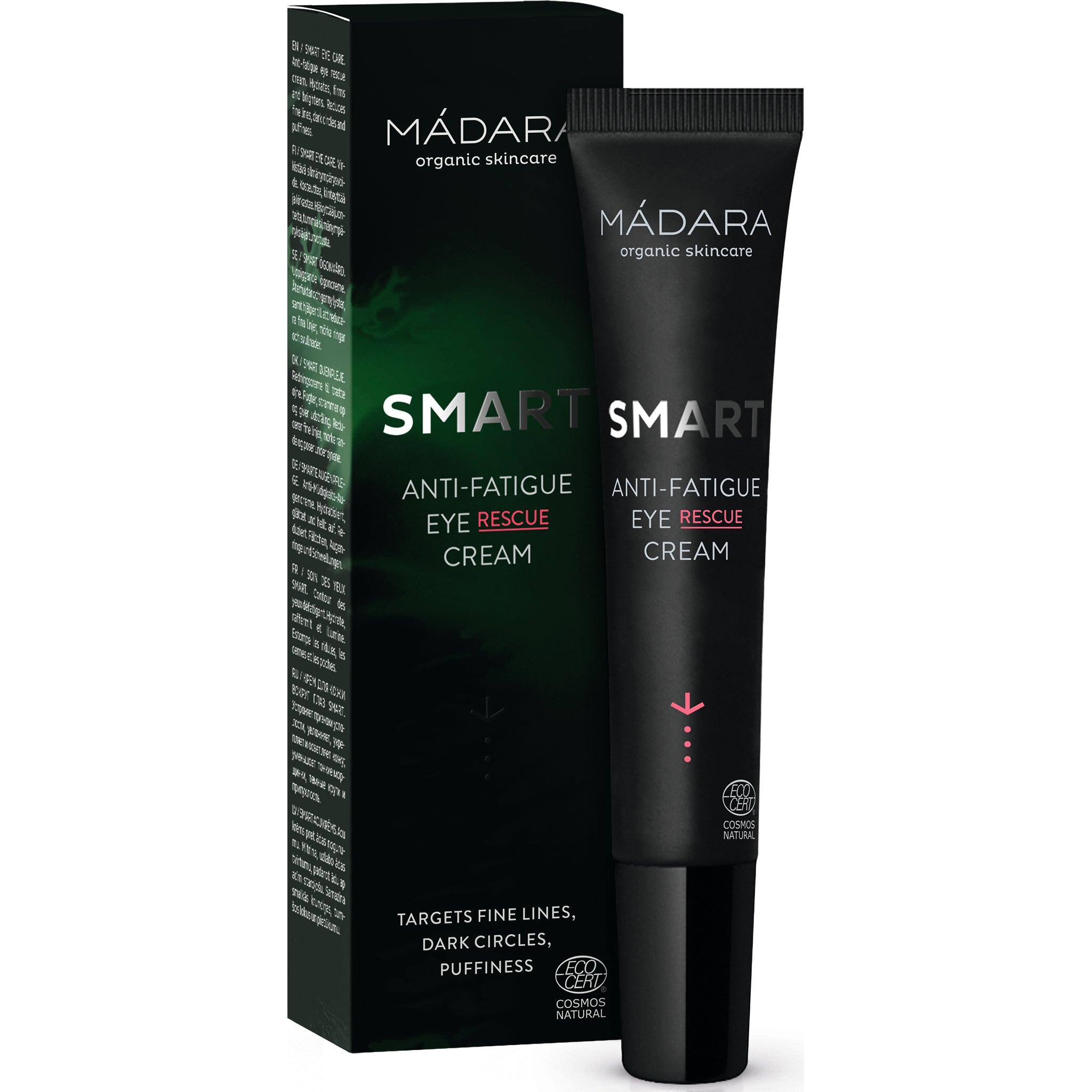 SMART Anti-Fatigue Eye Rescue Cream