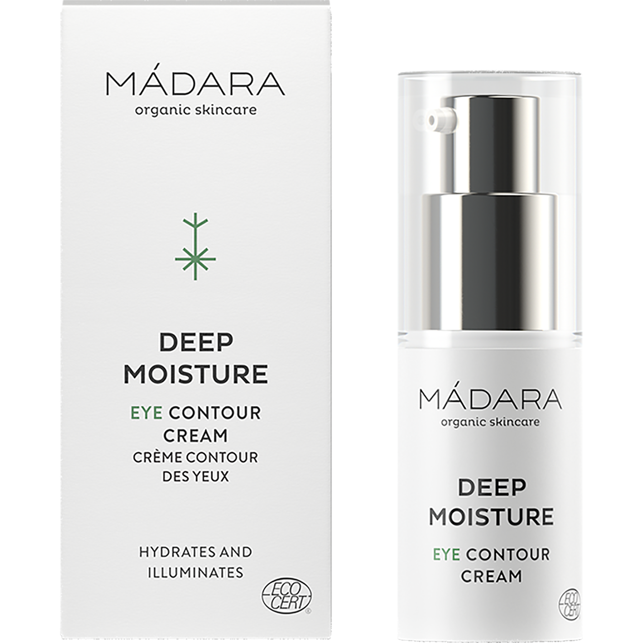 Deep Moisture - Eye contour cream