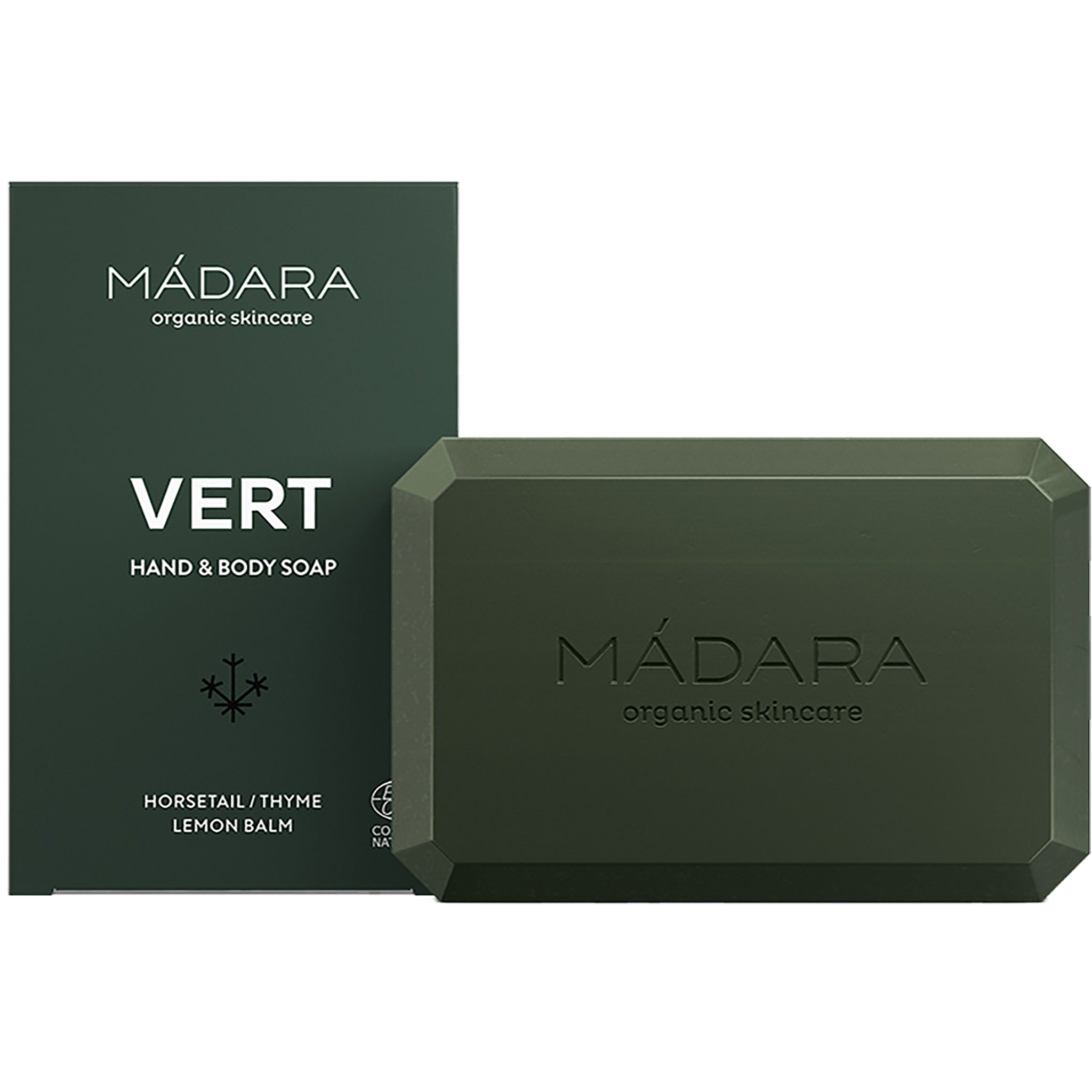 Vert Hand and Body Soap
