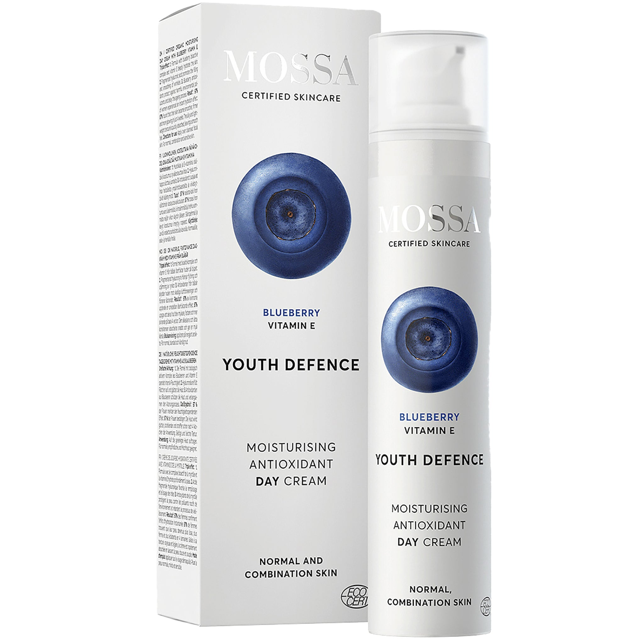 Youth Defence Moisturising Antioxidant Day Cream