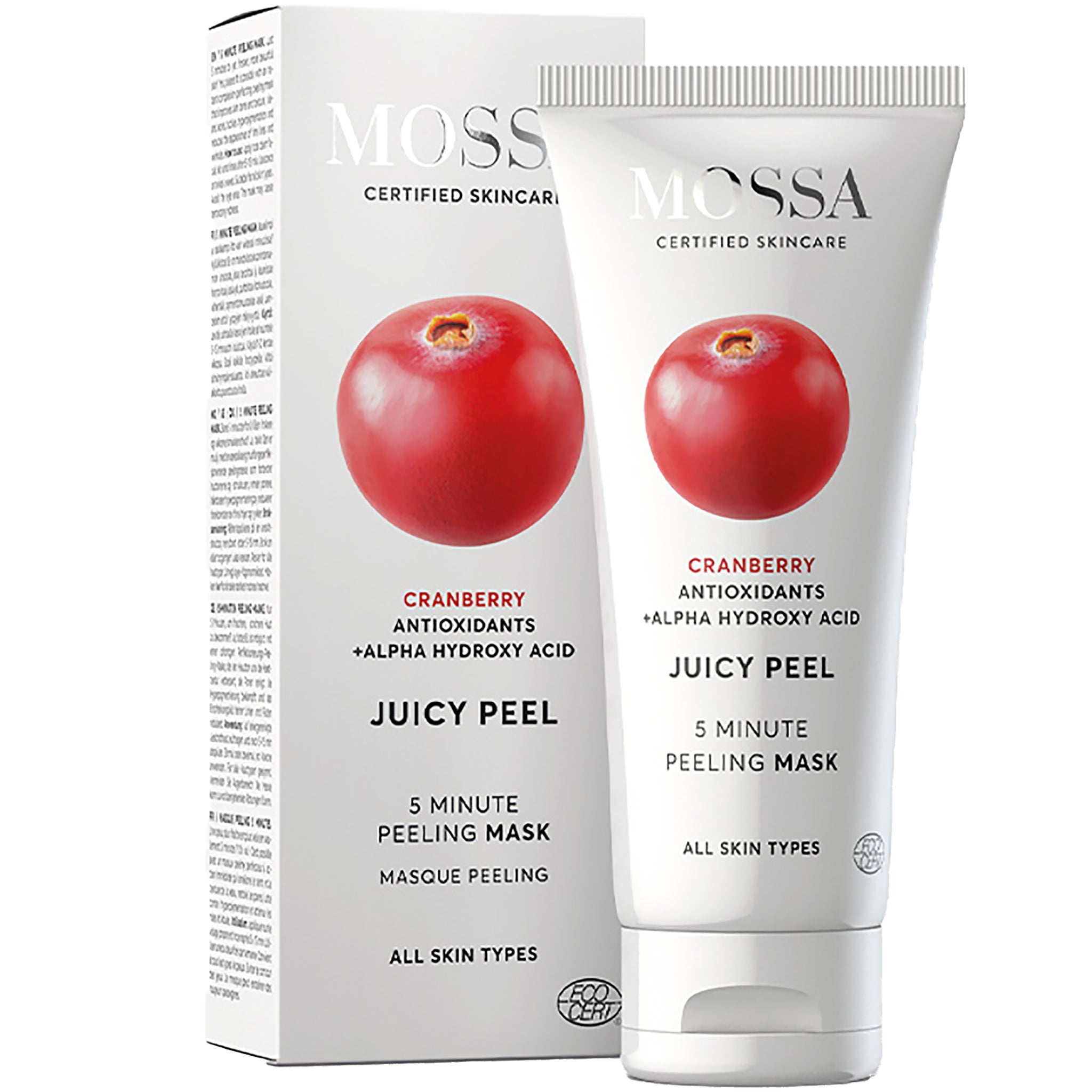 Juicy Peel - 5 Minute Peeling Mask