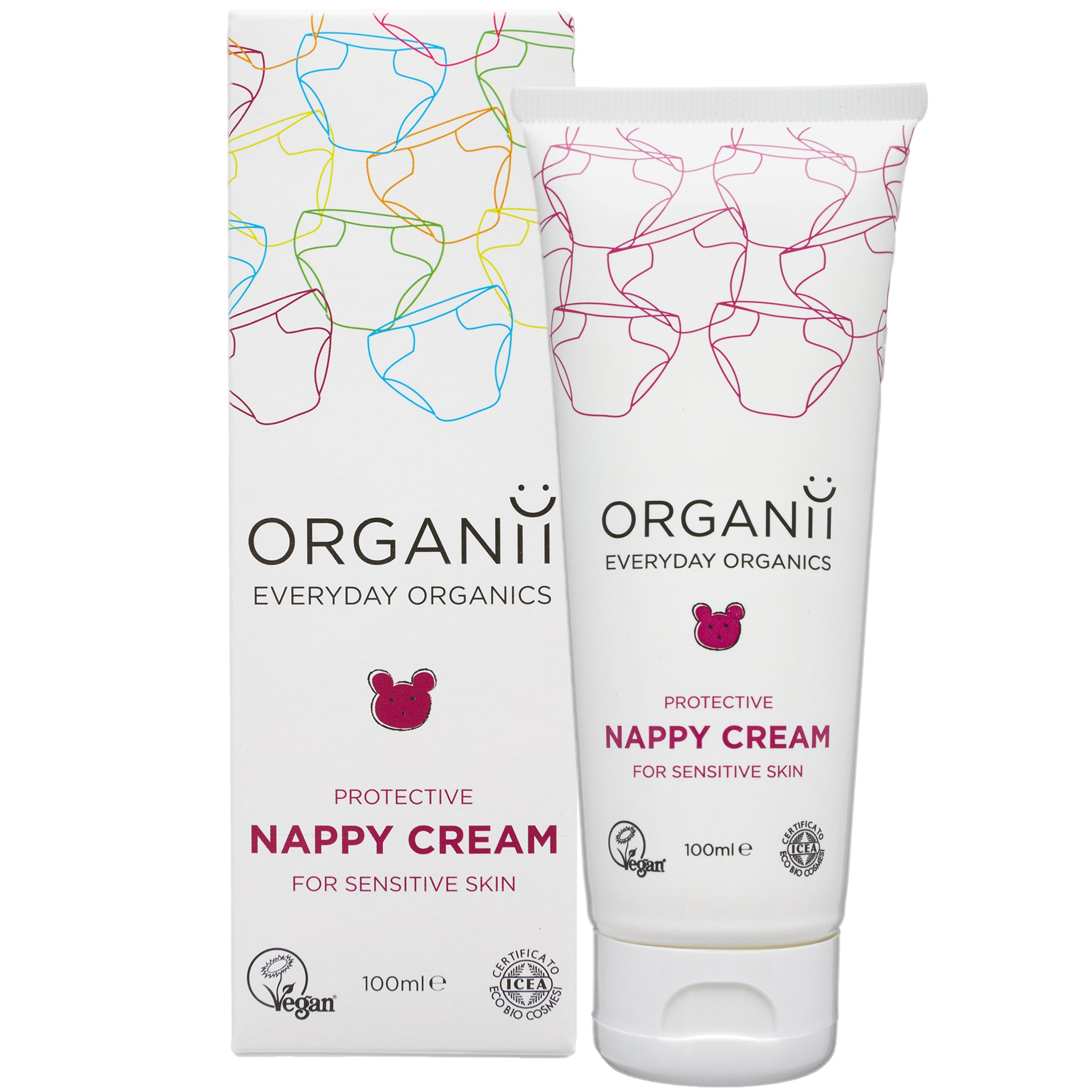 Protective Nappy Cream