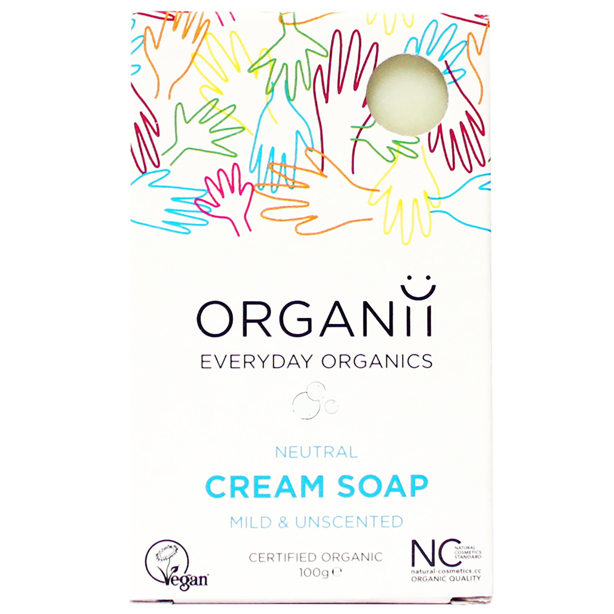 Neutral Cream Soap