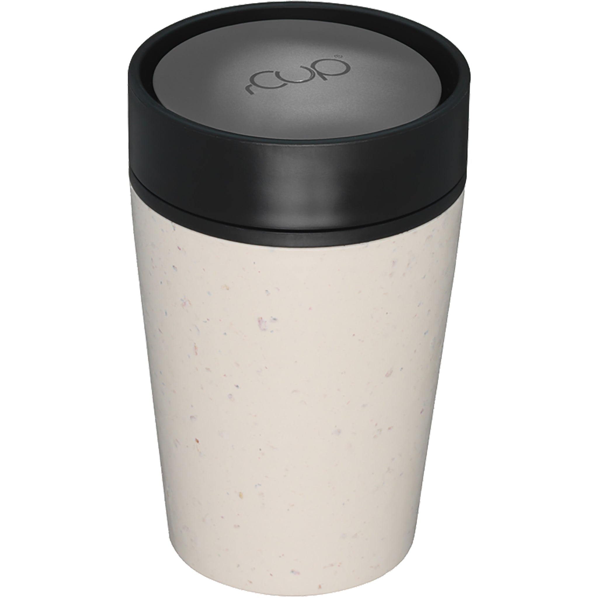 rCUP - Cream & Black 8oz