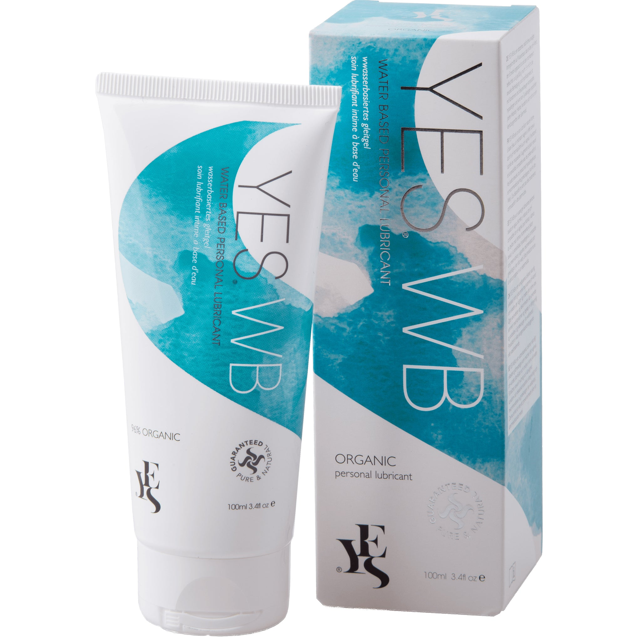 Water-Based Organic Personal Lubricant
