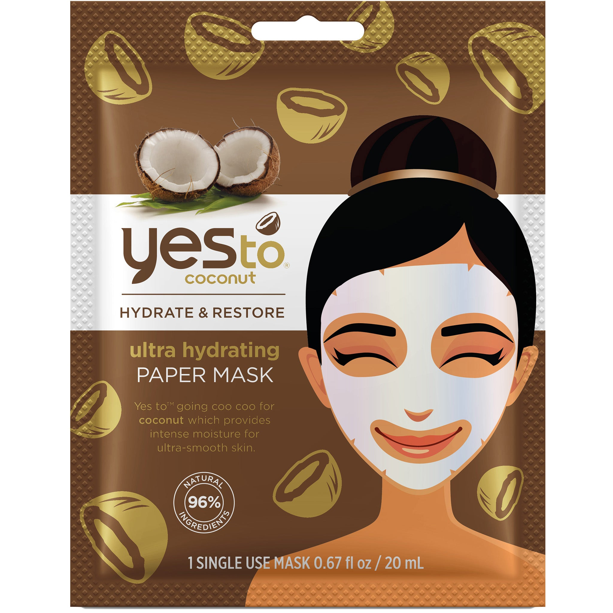 Ultra Hydrating Paper Mask