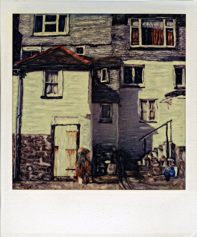 Fisherman's House | Polaroid Reproduction